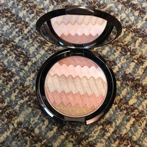 BECCA blush and highlight